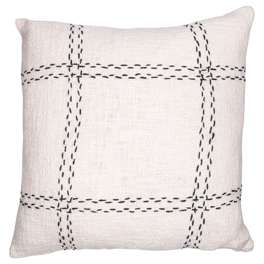 French Country Kantha Square Cushion