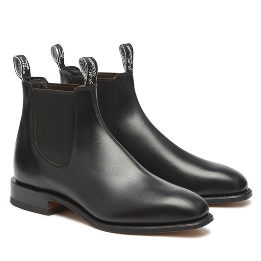 R.M. Williams Comfort Craftsman Yearling Boots - G Fit