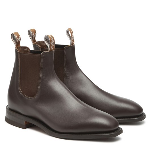 R.M. Williams Dynamic Flex Craftsman Boot G Fit