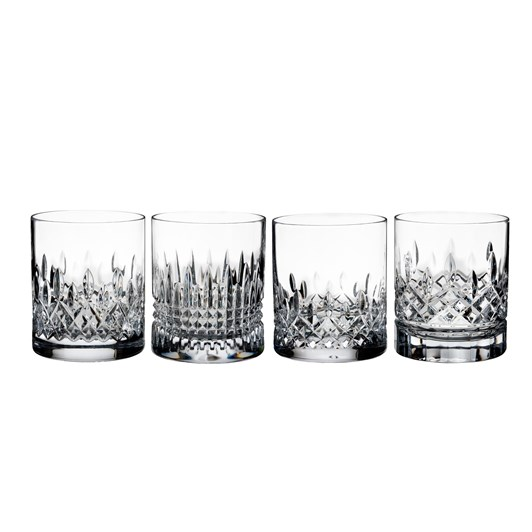 Waterford Crystal Short Stories Tumbler Set of 4