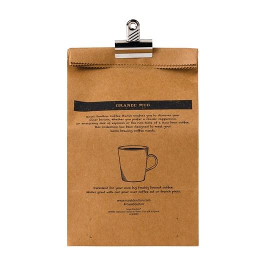 Royal Doulton Coffee Studio Grey Mug - Grande