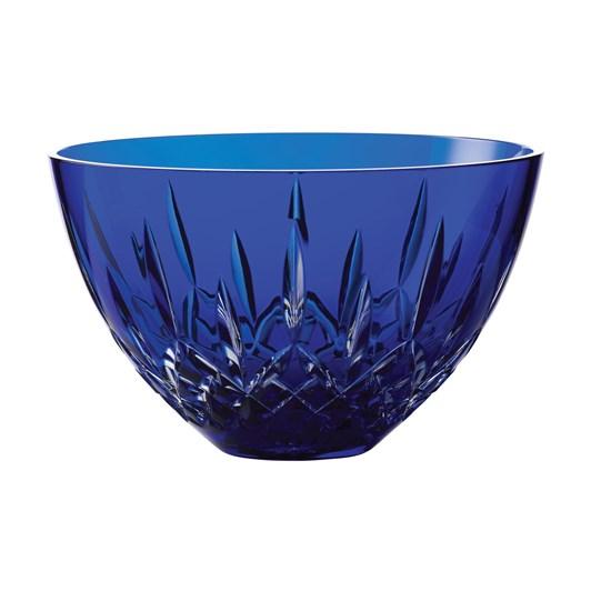 Waterford Master Craft Lismore Blue Bowl 20cm