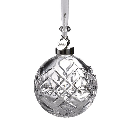 Waterford Crystal Bauble 2020