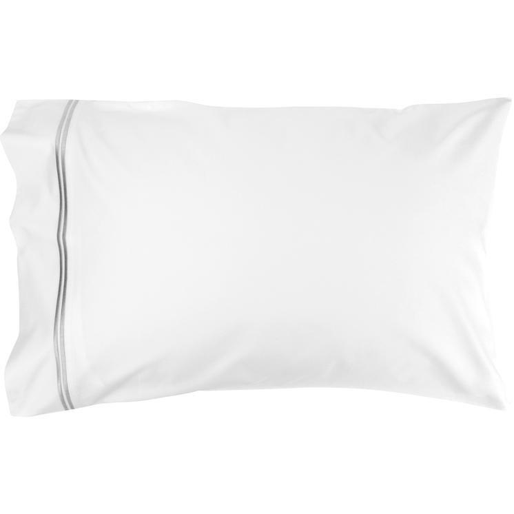 Wallace Cotton Monarch Standard Pillowcase Set na