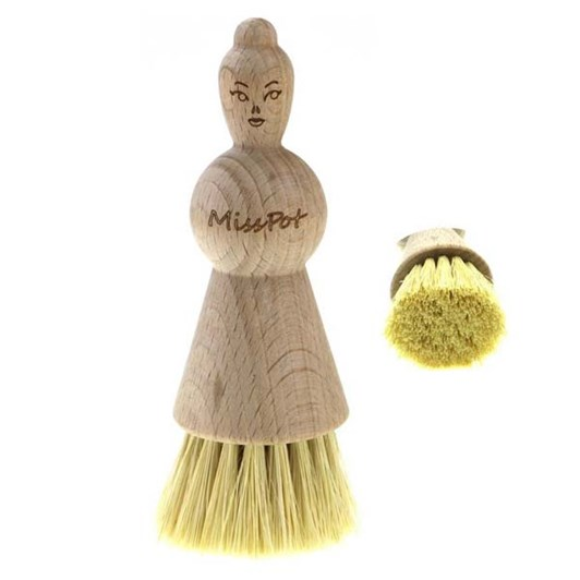 Dishy Miss Pot Brush