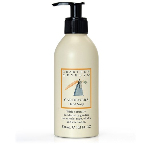 Crabtree and Evelyn Gardeners Liquid Soap 300ml