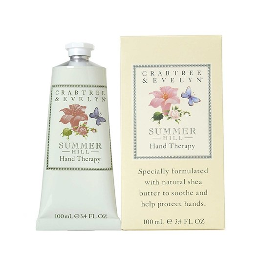 Crabtree and Evelyn Summer Hill Hand Therapy 100ml