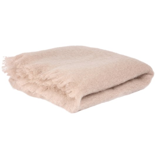 Masterweave Windermere Mohair Throw 130/185 fringed