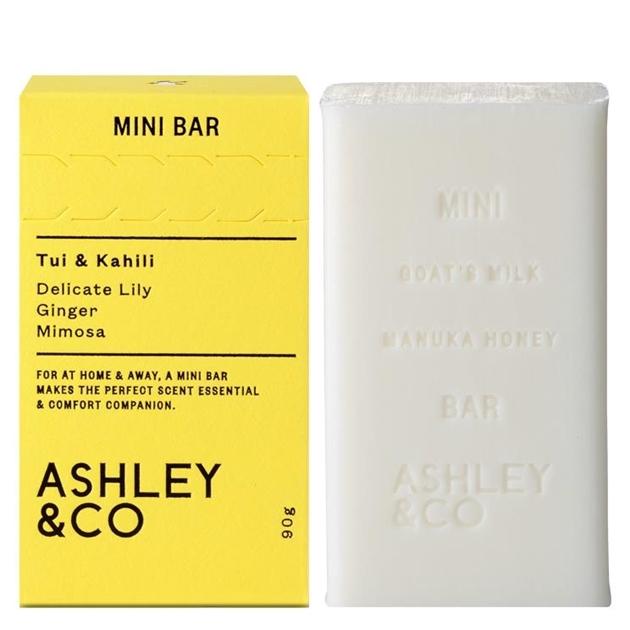 Ashley & Co Mini Bar 90g - tui & kahili