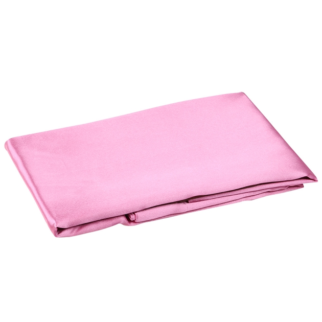 Bambury Retreat Satin Standard Pillowcase - dustyrose