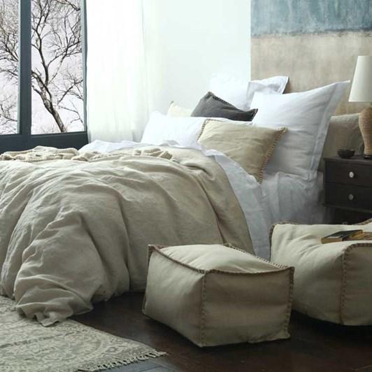MM Laundered Linen Duvet Set
