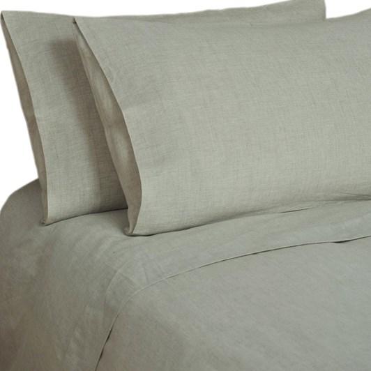 MM Laundered Linen Sheet Set