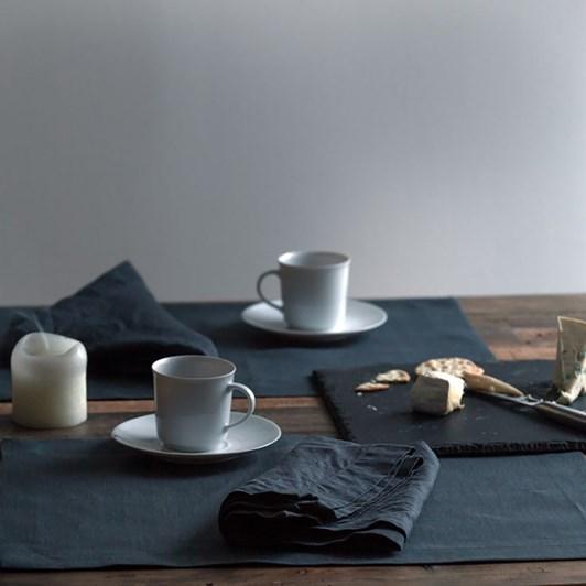 Ottoman Pure Linen Table Runner 50x180