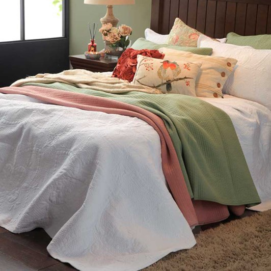 MM Laundered Linen Duvet Set