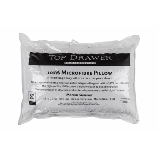 Top Drawer Soft Pillow 45x70cm