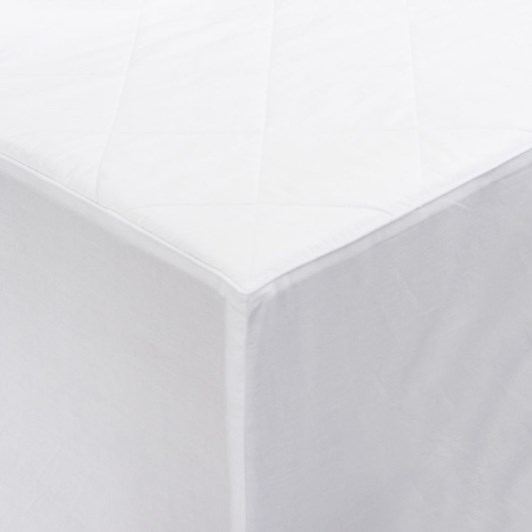 Wallace Cotton Mattress Protector - 45cm Deep