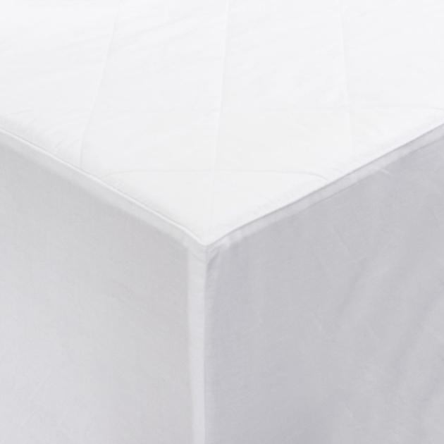Wallace Cotton Mattress Protector - 45cm Deep -