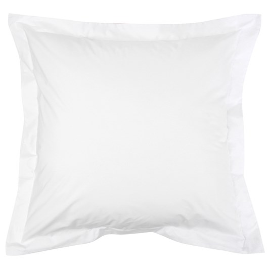 Wallace Cotton Heirloom European Pillowcase