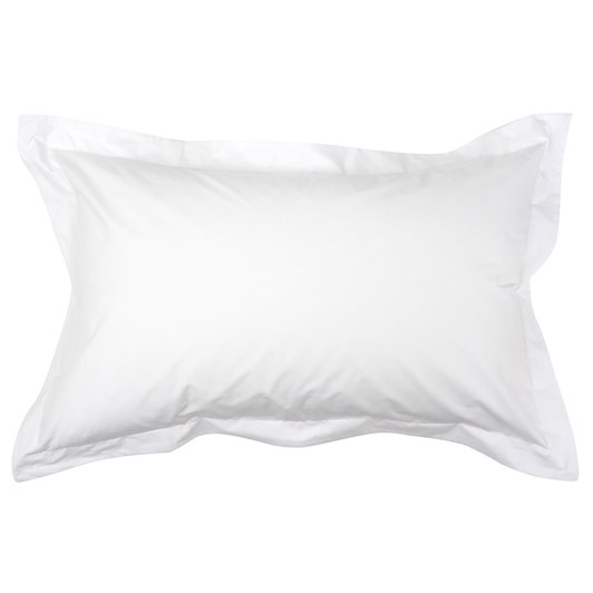 Wallace Cotton Heirloom Oxford Pillowcase Pair