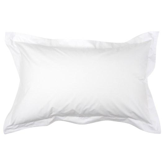Wallace Cotton Heirloom Oxford Pillowcase Pair