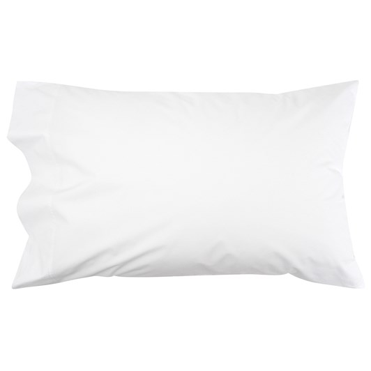 Wallace Cotton Heirloom Standard Pillowcase Pair