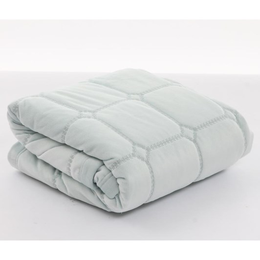 MM Linen Meeka Quilted Euro