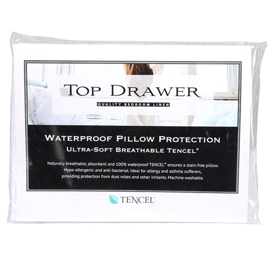 Top Drawer Pillow Protector 48x73cm