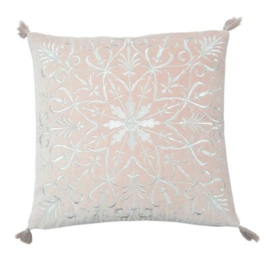 MM Linen Constantine Rosewood Cushion 45x45cm