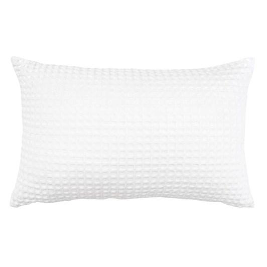 Wallace Cotton Devonport Rectangle Cushion