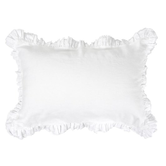 Wallace Cotton Loft Frill Pillowcase Set