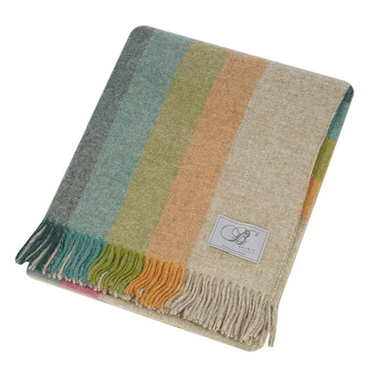 Bronte Harley Stripe Throw 140 X 185Cm