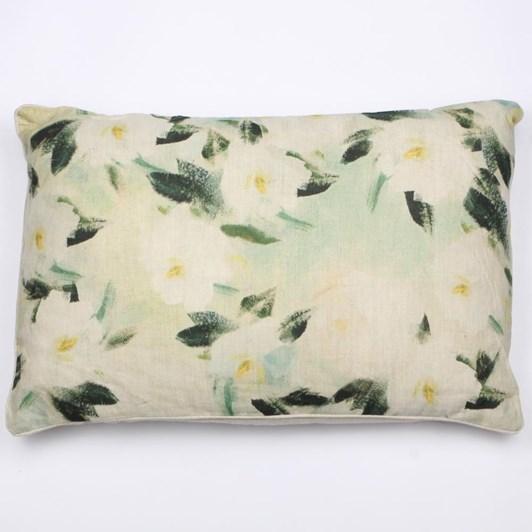 MM Linen Camellia Cushion 40x60