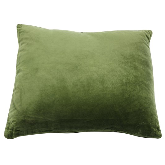 MM Linen Encore Pesto Cushion - 50x50