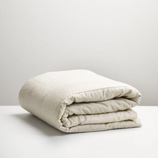 Thread Design Linen Quilt