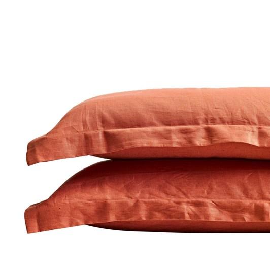 Thread Design Linen Oxford Pillowcase
