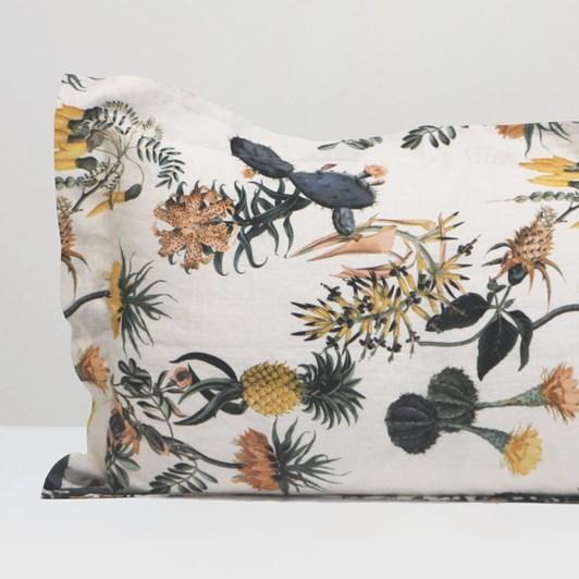 Thread Design Attenborough Oxford Pillowcase