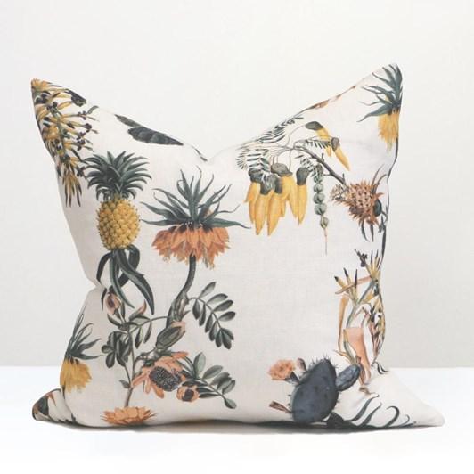 Thread Design Attenborough Linen Cushion 50x50cm