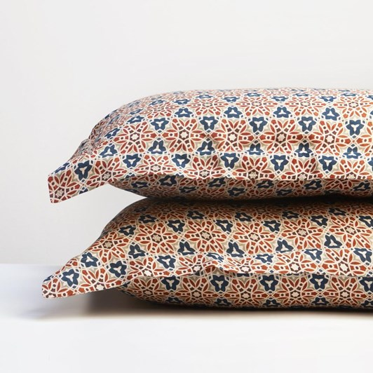 Thread Design Arabesque Oxford Pillowcase