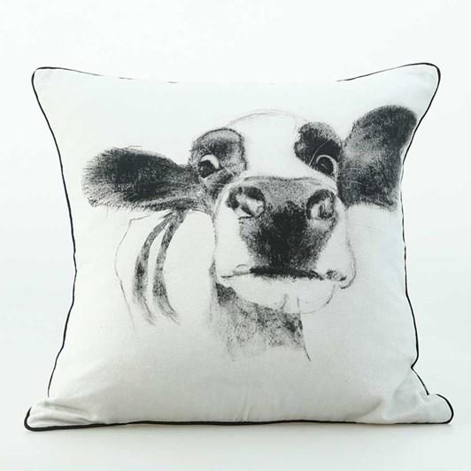 MM Linen Moo Cushion 50x50cm