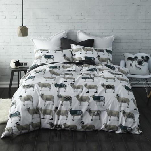 MM Linen Counting Sheep Duvet Set