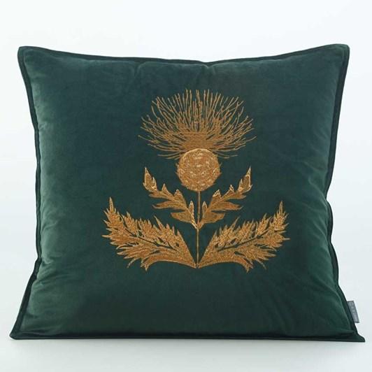 MM Linen Thistle Forest Cushion 50x50cm