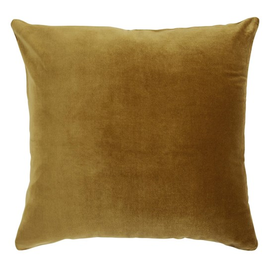 Wallace Cotton Velluto Euro Cushion Cover