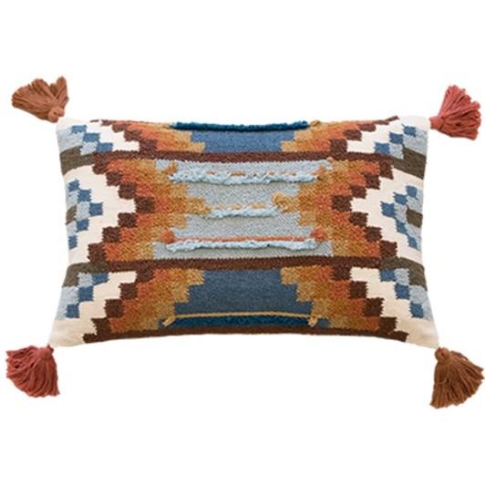 Mulberi Peru Cusco Feather Cushion 40x60cm