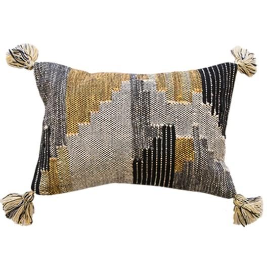 Mulberi Mali Keita Feather Cushion 35x50cm