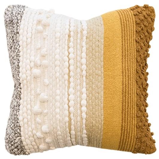 Mulberi Mali Songhai Feather Cushion 50x50cm