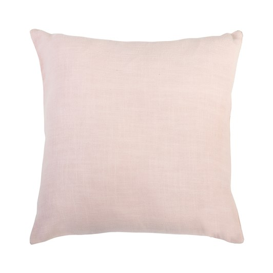 Linens & More Textured Cotton Cushion 50 x 50cm