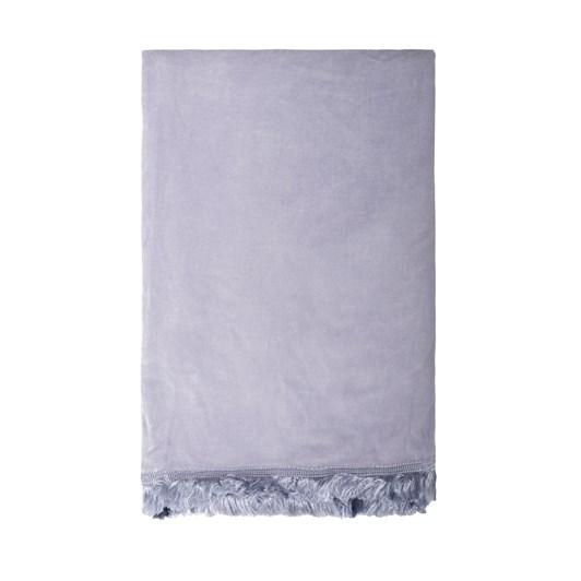 Linens & More Throw - velvet/cotton/linen 130 x 180cm