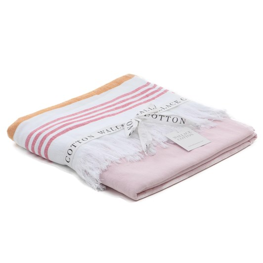 Wallace Cotton Atoll Towel