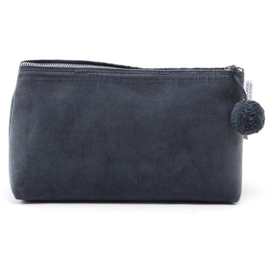 Wallace Cotton Chalet Velvet Bath Bag