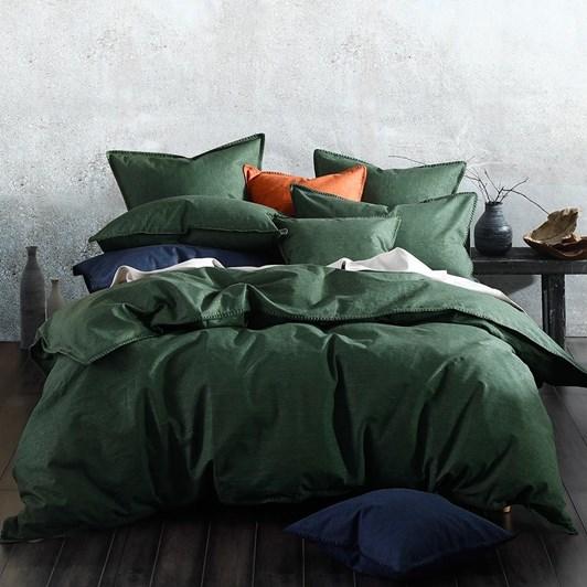 MM Linen Stitch Duvet Set